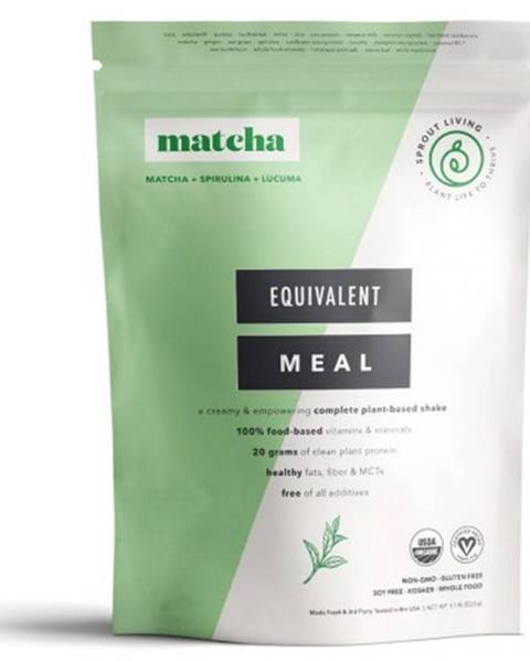 Sprout Living Sprout Living Epic Complete Organic Meal Matcha 520 g