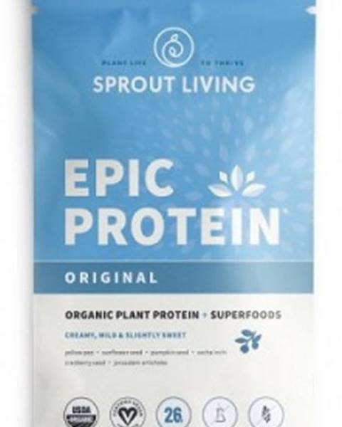 Sprout Living Sprout Living Epic proteín organic Natural 35 g