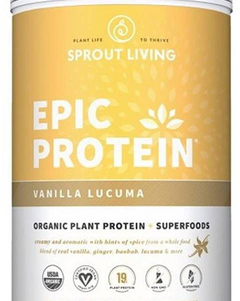 Sprout Living Sprout Living Epic proteín organic Vanilka a Lucuma 910 g