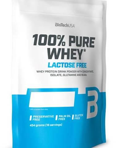 BioTech USA BioTech 100 % Pure Whey Lactose Free 454 g variant: čokoláda