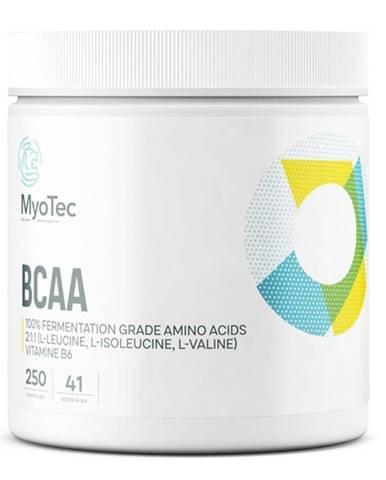 MyoTec BCAA 250 kapsúl