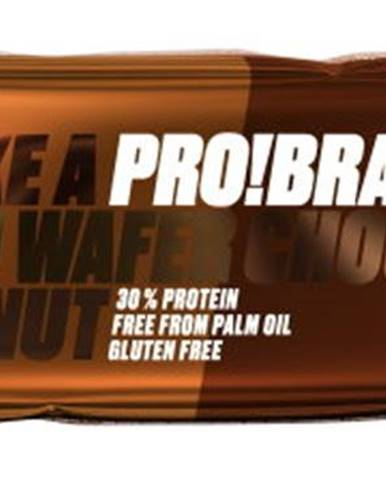 ProBrands Protein Wafer 40 g variant: čokoláda - oriešok