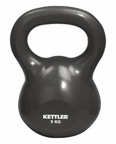 Kettler Zátěžový míč Kettlebel s držadlem 5kg 2,5 kg oranžová