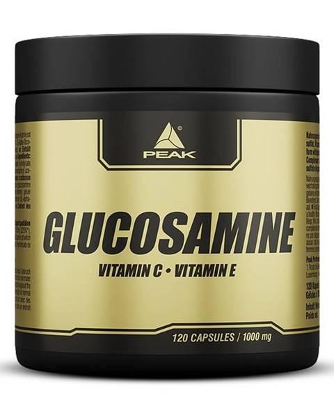 Peak Performance Glucosamine + Vitamin C a E - Peak Performance 120 kaps.