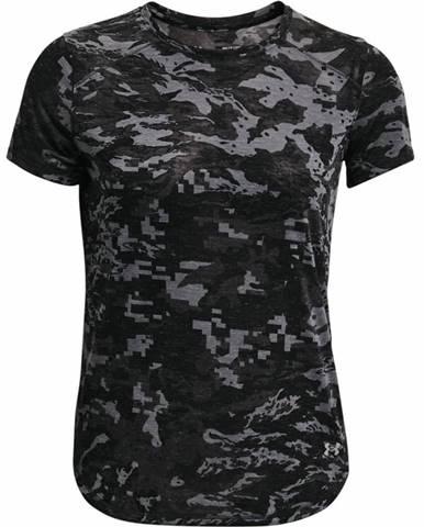 Dámske tričko Under Armour Breeze SS Black - XS