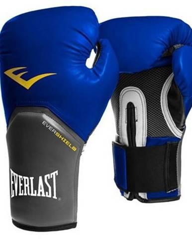 Boxerské rukavice Everlast Pro Style Elite Training Gloves modrá - XS (8oz)