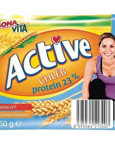 Bona Vita Trvanlivy chlieb Active protein 23% 250 g