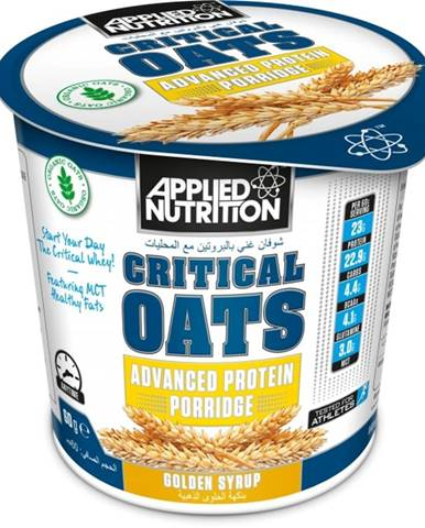 Applied Nutrition Critical Oats 60 g jahoda