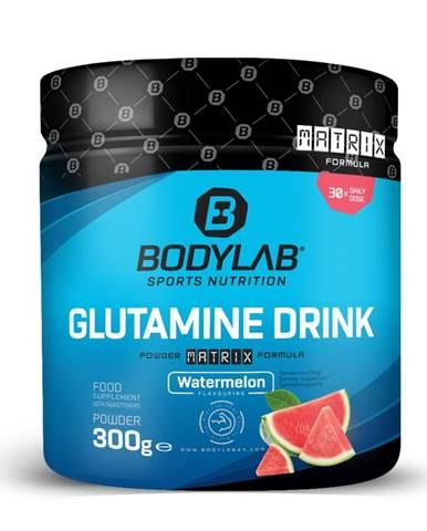 Bodylab24 Glutamín Drink 300 g vodný melón