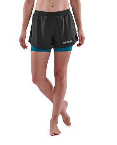 SKINS Dámske šortky X-Fit Series-3 Black  XS