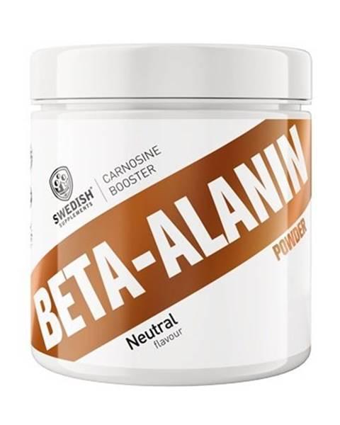 Swedish Supplements Beta-Alanin Powder - Swedish Supplements 300 g Neutral
