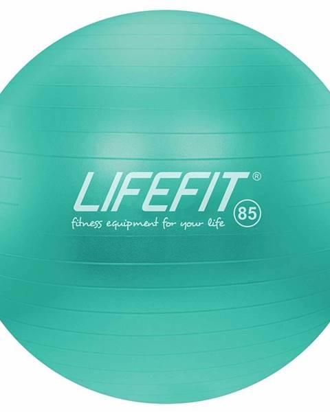 Lifefit Gymnastický míč LIFEFIT ANTI-BURST 85 cm, tyrkysový