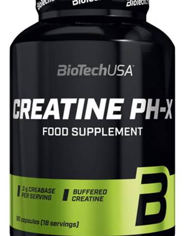 Biotech Creatine Ph-X 90 kapsúl