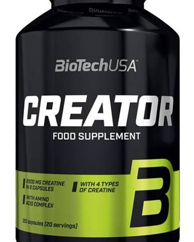 Biotech Creator 120 kapsúl