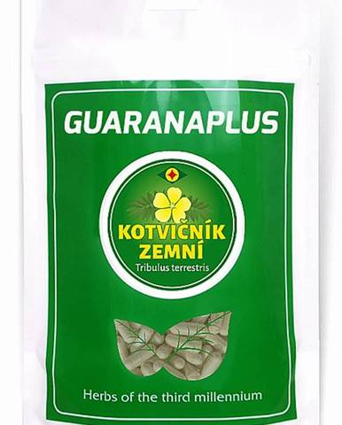 Guaranaplus Kotvičník Zemný XL balenie 400 kapsúl