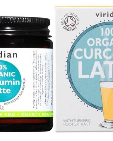 Viridian Curcumin Latte Organic 30 g