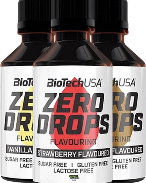 Biotech USA BioTech USA BioTech Zero Drops 50 ml variant: banán