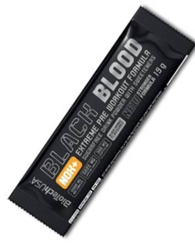 BioTech USA BioTech Black Blood NOX+ 19 g variant: červený pomaranč