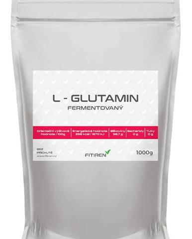 Fitiren L-Glutamin 1000 g