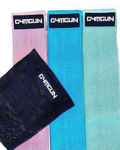 Gym Gun Textilné odporové gumy