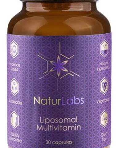 NaturLabs Lipozomálny multivitamín 30 kapsúl