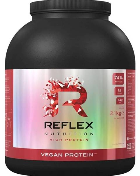 Reflex Nutrition Reflex Nutrition Reflex Vegan Protein 2100 g variant: čokoláda