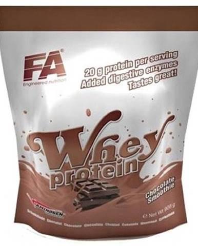 Fitness Authority Whey Protein 908 g VÝPREDAJ! variant: čokoláda