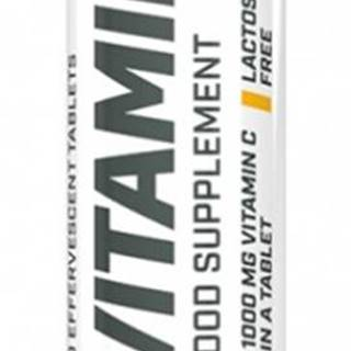 BioTech USA BioTech Vitamin C 1000 mg 20 tabliet variant: citrón