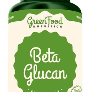GreenFood Beta Glucan 60 kapsúl