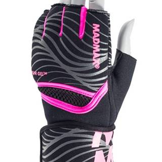 MadMax MaxGel Fighting Gloves MBF906 ružové variant: S/M