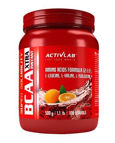 ActivLab BCAA Xtra Instant 500 g pomaranč