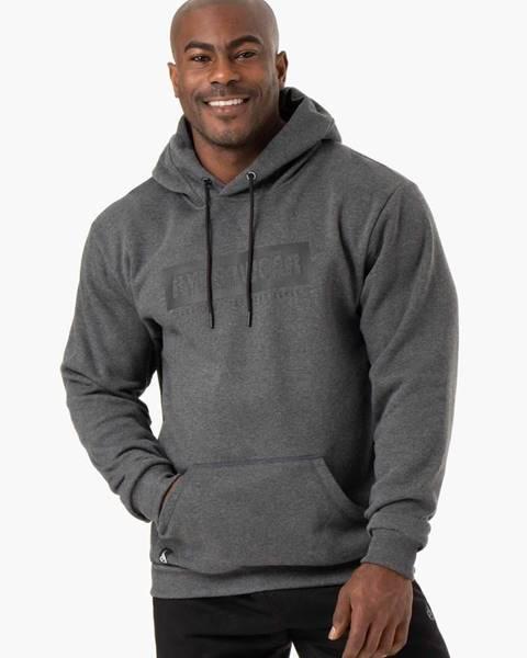Ryderwear Ryderwear Pánska mikina Iron Charcoal  S
