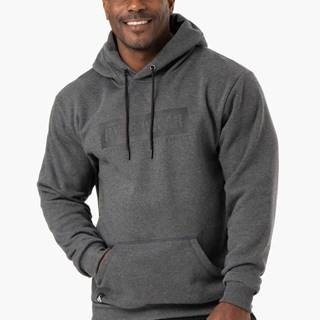 Ryderwear Pánska mikina Iron Charcoal  S
