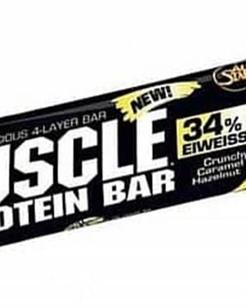 All-Stars All Stars Muscle Protein Bar 34% 80g čokoláda-karamel