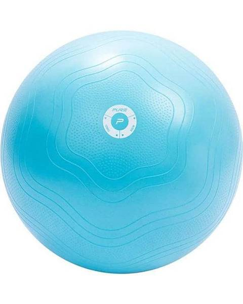 Pure2Improve Gymnastický míč Pure2Improve YOGA BALL 65 cm - Modrá