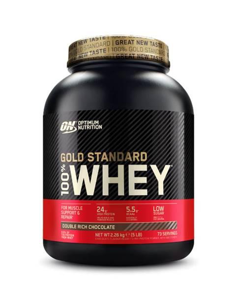 Optimum Nutrition Optimum Nutrition 100 Whey Gold Standard 450 g jahoda