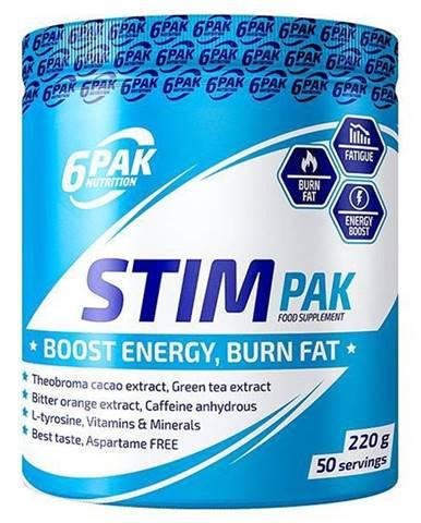 Stim PAK - 6PAK Nutrition 220 g Strawberry Watermelon