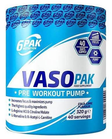 VASO PAK - 6PAK Nutrition 320 g Cola Lime