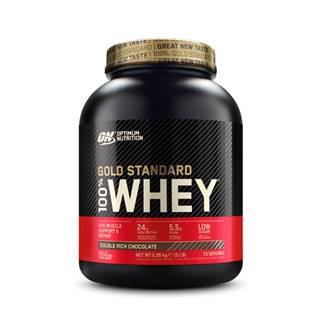 Optimum Nutrition 100 Whey Gold Standard 450 g jahoda