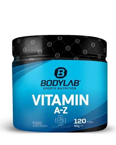 Bodylab24 Multivitamín A-Z 120 tab.