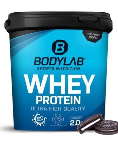 Bodylab24 Whey Protein 2000 g lieskový orech čokoláda