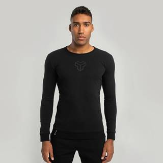 STRIX Tričko s dlhým rukávom Essential Black  S