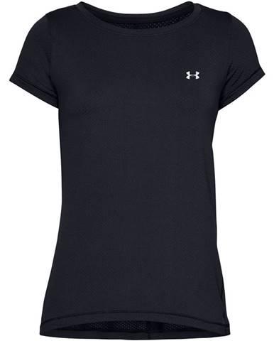 Dámske tričko Under Armour HG Armour SS Black - L