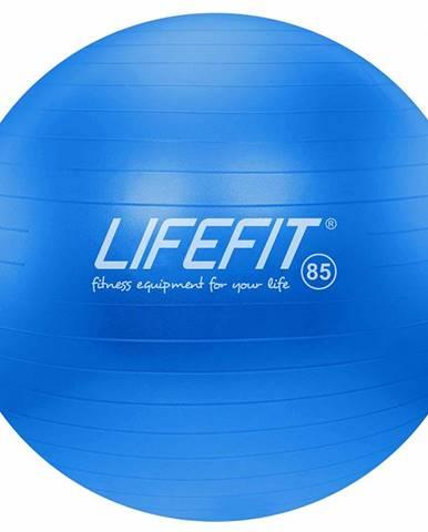 Gymnastický míč LIFEFIT ANTI-BURST 85 cm, modrý