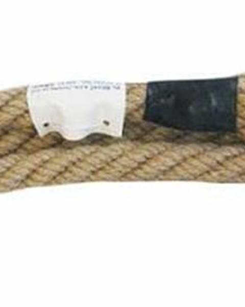 KV Řezáč Lano na šplh 3 m KV Řezáč ze 100% juty průměr 35 mm - Béžová