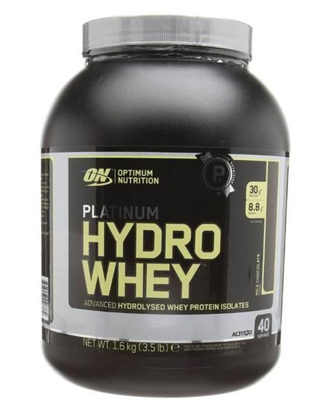 Optimum Nutrition Optimum Nutrition Platinum Hydrowhey 1590 g jahoda