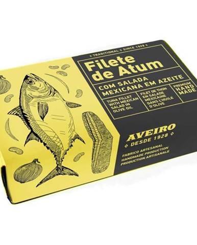 Aveiro Mexický salát s filety z tuňáka 120 g