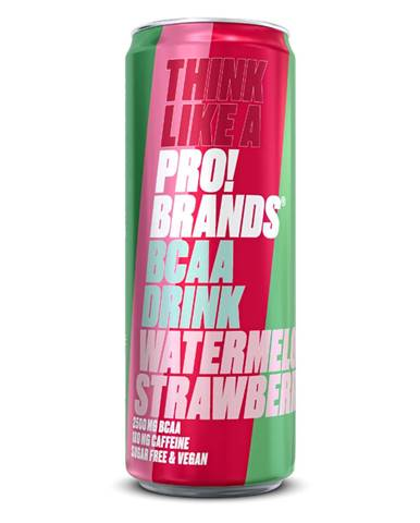 ProBrands BCAA Drink 330 ml passion fruit (marakuja)
