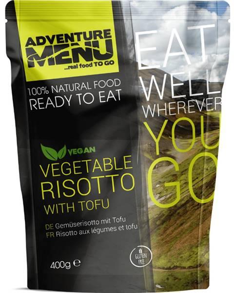 Adventure Menu Adventure Menu Zeleninové rizoto s tofu 400 g