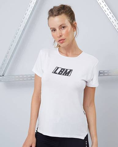 LABELLAMAFIA Dámske tričko Essentials White  S